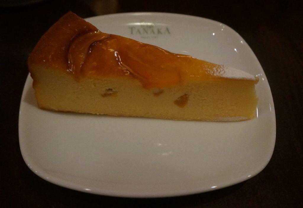 チーズケーキ:フロマージュアプリコ
